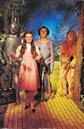 Judy Garland, The Wizard Of Oz (le Magicien D'Oz) - The Tin Man (Jack Haley), Scarecrow (Ray Bolder), Lion (Bert Lahr) - Autres