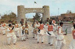 Pakistan - The Folk Dance Of The People: Khattak Dance - Venus Agency - Carte Non Circulée - Pakistan