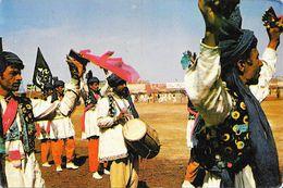 Pakistan - A Very Popular Dance Of North West: Khattak Dance - Beauty Art Printers - Carte Non Circulée - Pakistan