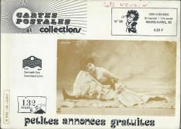 Magasine . Cartes Postales Et Collections Mars  1983 Illustration &  Thèmes Divers 132 Pages - Français