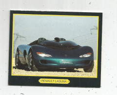 Calendrier , Petit Format , 1993 ,  Garage THIERRY VERNIS , 34 , Hérault , MONTAUD , RENAULT LAGUNA , 3 Scans - Kalender