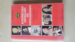 Koninklijke Minnaars En Minnaressen Door Lars Elgklou, 1985, 192 Blz. - Livres, BD, Revues