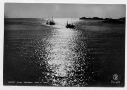 NORDLAND Hjem Fra  Fisket - Norvège