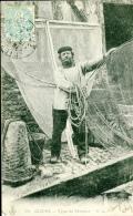 76-DIEPPE-Type De Pêcheur-1904 - Dieppe