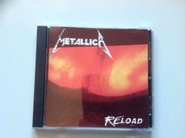 """METALLICA """"reload"""" CD RUSSIAN Press - Hard Rock & Metal"""