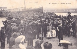 JERSEY 1907-l'armée Du Salut - Jersey