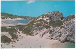 Bermuda - Horse Shoe Bay, Public Beach - Bermuda