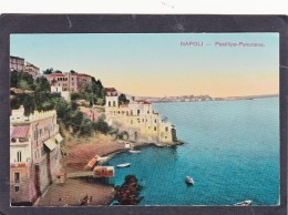 Old Post Card Of Posillipo-Panorame,Napoli,Naples, Campania, Italy.,J43. - Napoli
