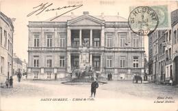 """¤¤  -   BELGIQUE   -  SAINT-HUBERT    -   L'Hôtel De Ville    -  Hôtel """" PETIT """"  -   ¤¤ - Saint-Hubert"""