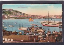 Old Post Card Of Marina Di Margellina,Napoli,Naples, Campania, Italy.,J43. - Napoli