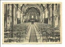 De Panne Kapel Chapelle Grot OLV Notre Dame Vue Intérieure Binnenzicht - De Panne