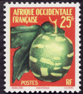 AOF  1958 -  YT   69 -  Adenopus - NEUF** - Cote 1.30e - Neufs