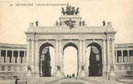 BRUXELLES     ARCADE DU CINQUANTENAIRE - Monumenti, Edifici