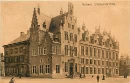MALINES      HOTEL DE VILLE - Malines