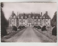 CPSM CLEF VALLEE D'EURE (Eure) - LA CROIX SAINT LEUFROY : Le Château - Frankreich
