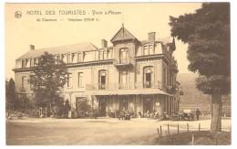 YVOIR  S/ Meuse   ---   HOTEL DES TOURISTES - Yvoir