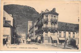 LUCHON - L'entrée Des Allées D'Etigny - Luchon