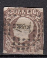 Portugal  Don Luiz I  YT N°13   5r Brun - Oblitérés
