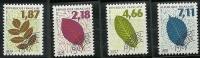 """Préo YT 236 à 239 """" Préo Feuilles D´arbres II """" 1996 Neuf **"""