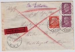 DR, 1933, Portogerechter Eilboten - Land!       , #4078 - Germania