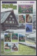 Japan - Japon 2002 Yvert 3288-97, World Heritage (IX) - MNH - 1989-... Emperador Akihito (Era Heisei)