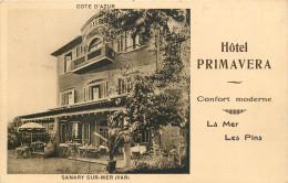 83 - SANARY - Hotel Primavera - - Sanary-sur-Mer