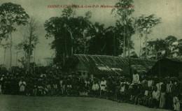 GUINEA ESPAÑOLA. LOS P.P. MISIONEROS EN N'KUE - Guinea Ecuatorial