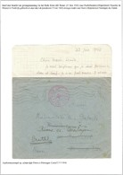 1940/1943; Comprehensive Collection Of Belgian P.O.W. Post - Vaste Collection De Poste De POW Belge - Guerre 40-45