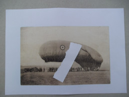 Kazerne Zellik  Asse  Ballon  Op A4  (van Pk ) - Asse