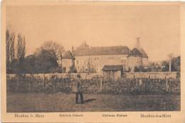MOULINS LES METZ - Château Fabert - France