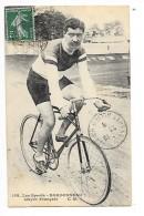 BARDONNEAU  Stayer Français - Cyclisme -   - L 1 - Wielrennen