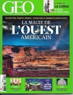 Géo N°449. L´Ouest Américain. - Géographie