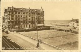 MIDDELKERKE    GRAND HOTEL ET TENNIS  (ECRITE   ) - Middelkerke