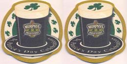 #D107-176 Viltje Murphy's - Bierviltjes