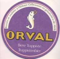 #D107-188 Viltje Orval - Bierdeckel