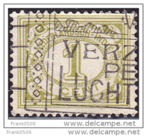Netherlands Indies 1912-40, Numeral Of Value, 1c, Used - Netherlands Indies