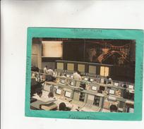 NASA CONTROL ROOM  HOUSTON TEXAS - Houston