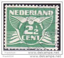 Netherlands 1924, Gull, 2 1/2c, Used - 1891-1948 (Wilhelmine)