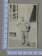 ORIGINAL WAR PHOTO  -  TO IDENTIFY   2 SCANS - (Nº15498) - Oorlog, Militair