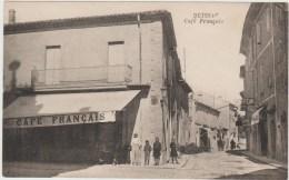 QUISSAC (30) - CAFE FRANCAIS - Quissac