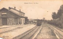 CLEMONT LA GARE - Clémont