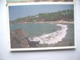 Asia India Vagator Beach - India