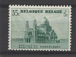 Variëteiten - België - Timbres