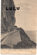 DEPT 06 : 2 Scans : Route De Vintimille , Vue Prise Du Pont Saint Louis - Non Classés