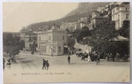 MONTECARLO - LA RUE GRIMALDI NV FP - Monte-Carlo