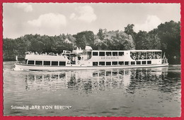 Foto- AK 'Salonschiff Bär Von Berlin' ~ 1965 - Ferries