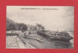 Pont St Esprit -- Quai Bonnefoy-Sibour - Pont-Saint-Esprit