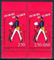 FRANCE - 1993 - Journée Du Timbre - Yvert 2793A - France