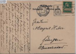 1928 Tell 172 - Carte Postale - Werbeflagge Der Schnaps Vernichtet Familie & Volk - Schweiz
