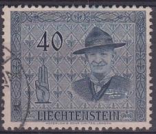 Liechtenstein 1953 Nº 280 Usado - Liechtenstein